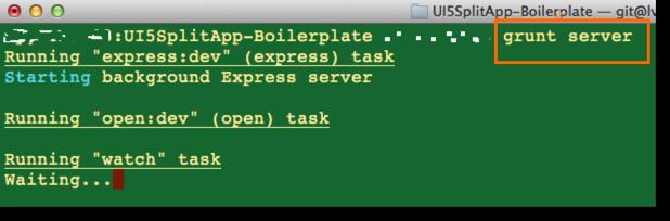 Start-Grunt-DevServer