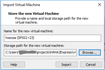 The easy way to start with SAP HANA 2 0 Express Edition